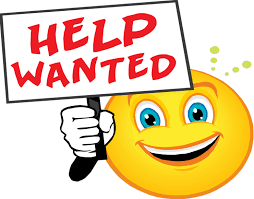 Help Wanted Graphic
